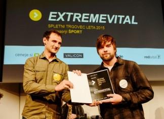 Extremevital: Zaradi projekta STL kupci več in še raje kupujejo preko spleta