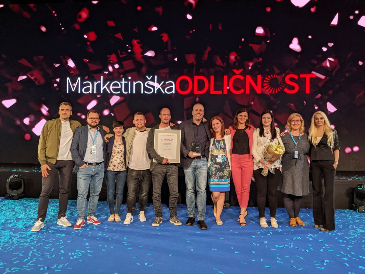 Marketinška odličnost